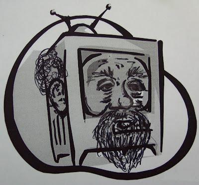 Old-TV-تلفاز-تلفزيون-قديم-ذكريات