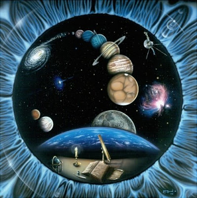 الفضاء-التأمل-تأملات-التفكير-النوم-الأرق-الكون