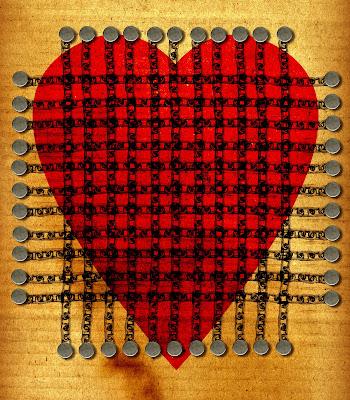 أغلال-العاطفة-القلب-قيود-قيد-قلب-مقيد