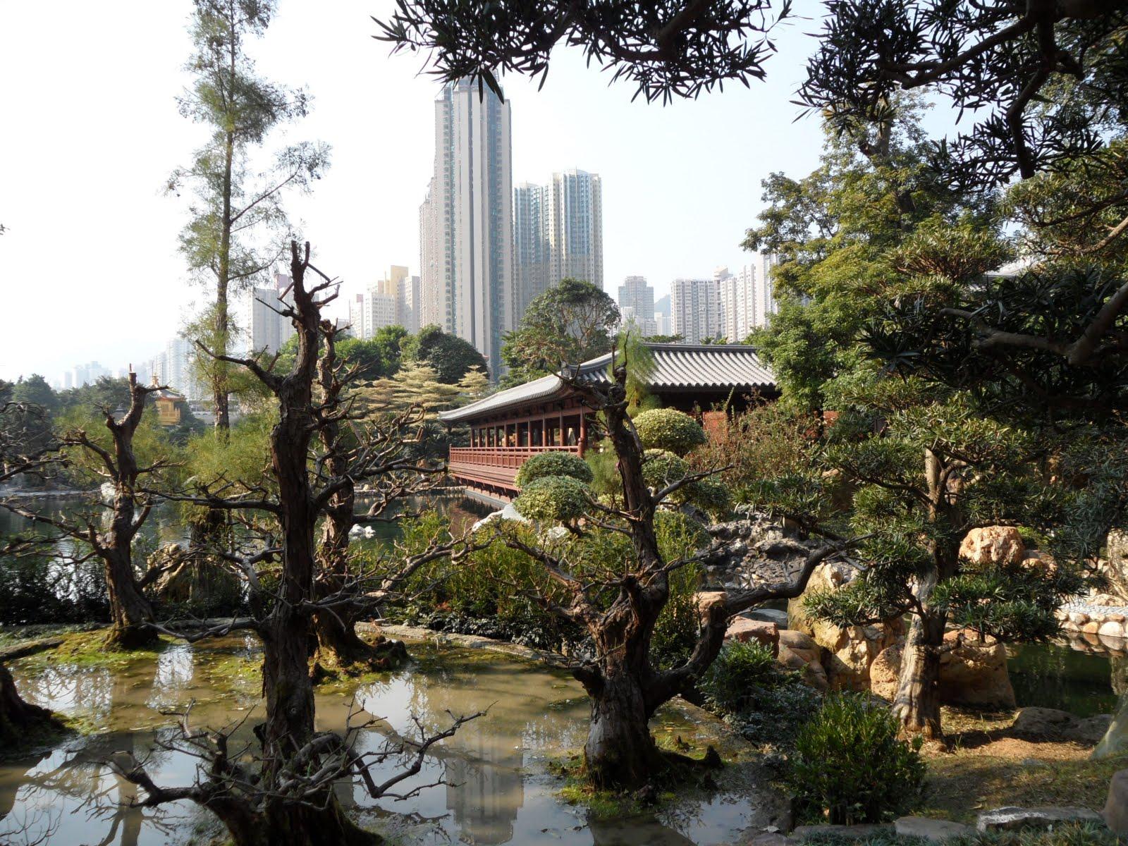A wonderful world: Nan Lian garden & Chi Nin Nunnery... Oasis in the ...