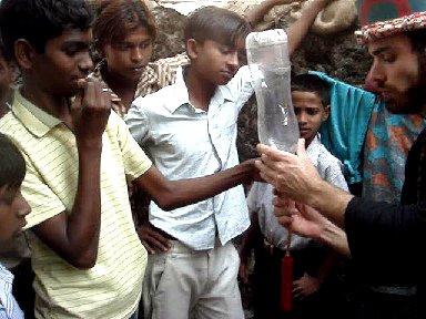 Instauração Sonora na Índia
