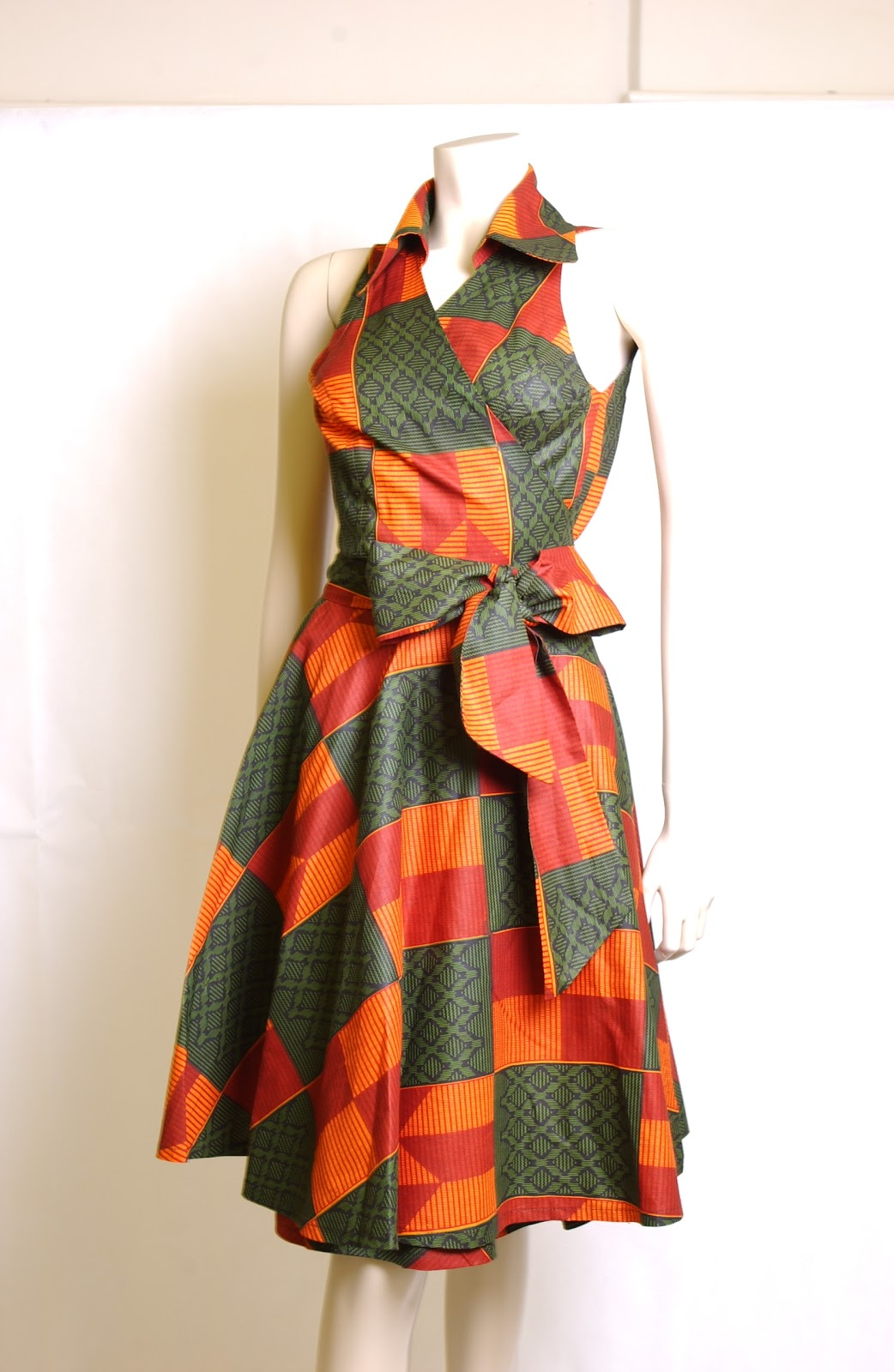 fashion dress style 2015 dresses for ghana ladies