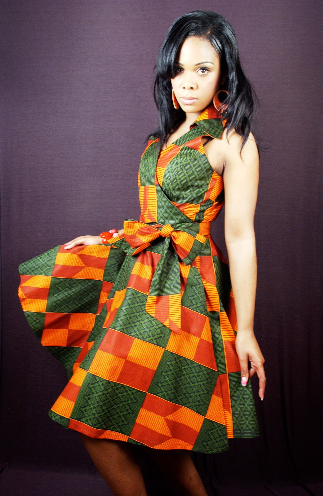 Traditional african clothing women African fashion designs pictures