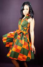 Fashion African Dress Designs