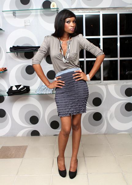 Nigerian Designer  Sally Bawa