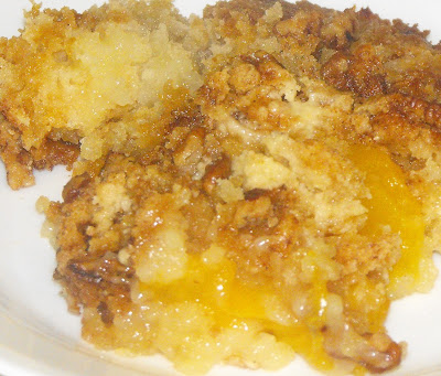 Secrets of a Southern Kitchen: Quick and Easy Peach Cobbler