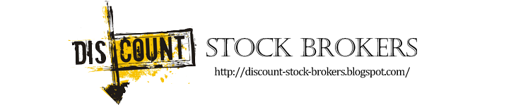 discount stock brokers