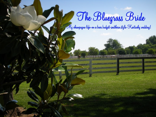 The Bluegrass Bride