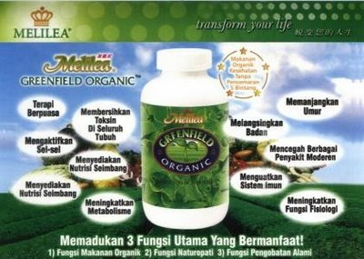 Produk Melilea untuk diet 1 (satu) bulan