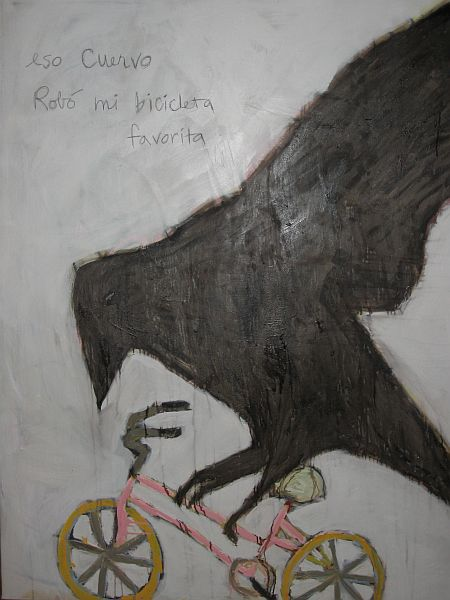The Raven and the Bicycle