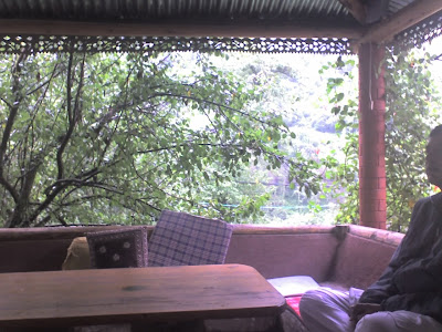 Dinning Hall in Trout House, Tirthan Valley-2