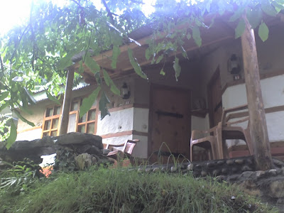 Our Cottage in Trout House, Tirthan Valley
