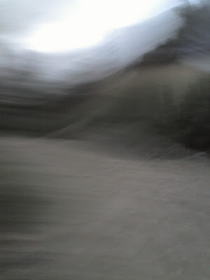 While driving..A Modern Art Look,Tirthan Valley