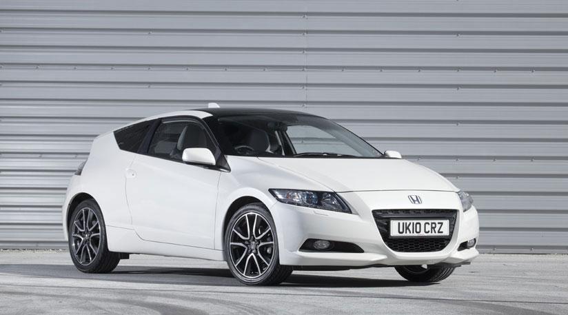 Charming Honda CR Z Hybrid (2010) CAR Review