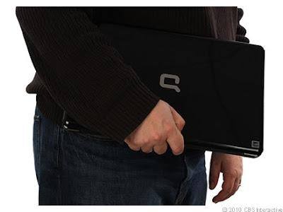 HP Compaq Presario CQ60-615DX