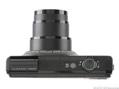 Nikon Coolpix S8000 (black)