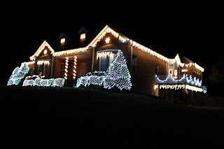 Life On Grandma S Hill Christmas Lights