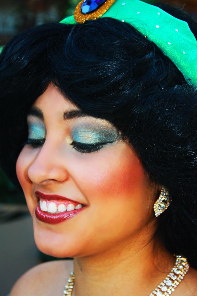 Secret Style File Disney x MAC | Princess Jasmine Makeup