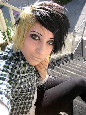 Emo Hairstyles for Spring Summer 2010
