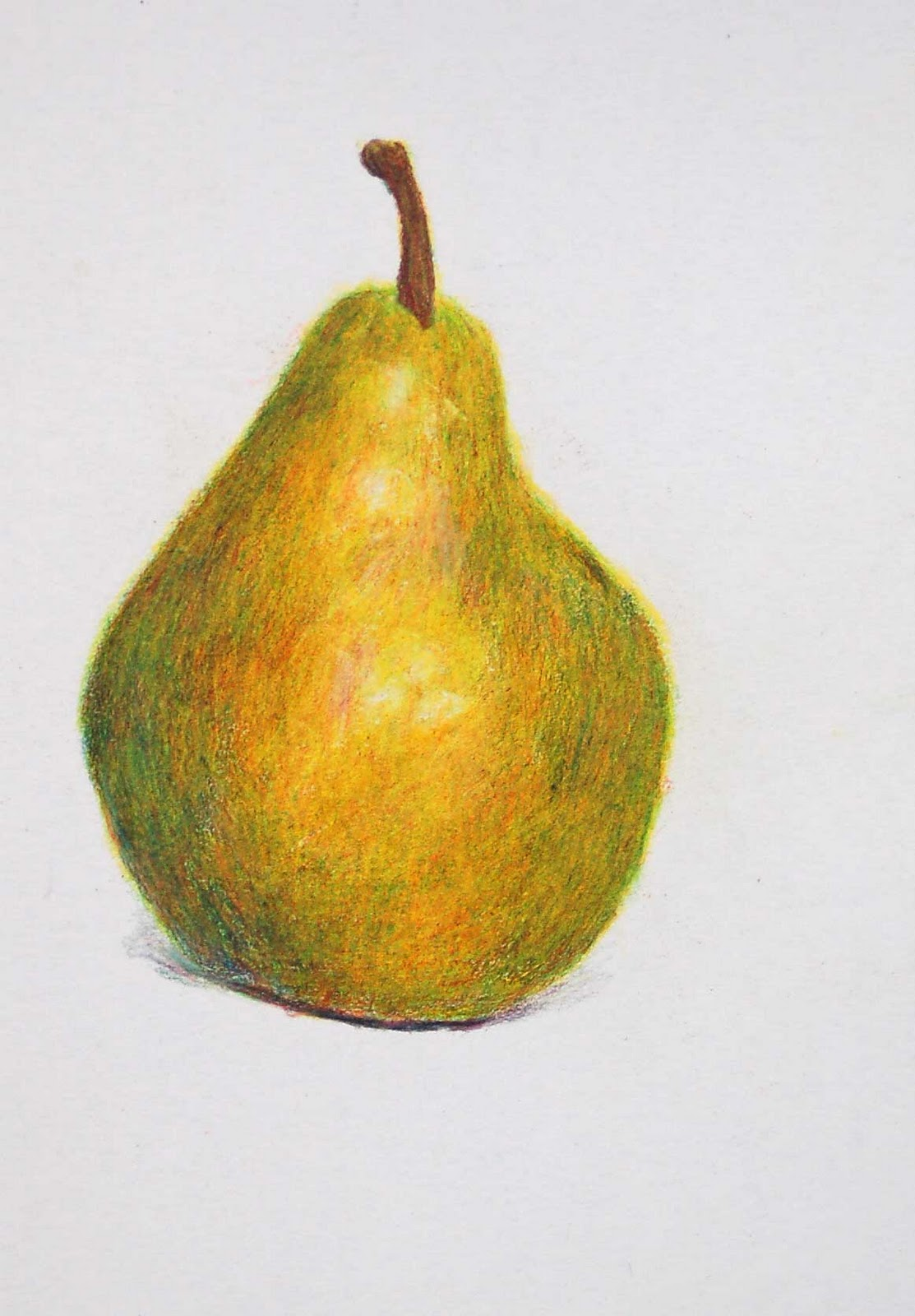 Five Eyes Wide: Oh Pear