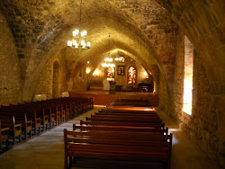Chapel in Monastery at Balamand University