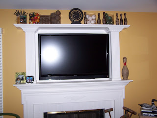 Dangers of Mounting a Flat Panel Above Your Fireplace