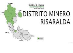 CONOZCA TODO EL DISTRITO MINERO DE RISARALDA