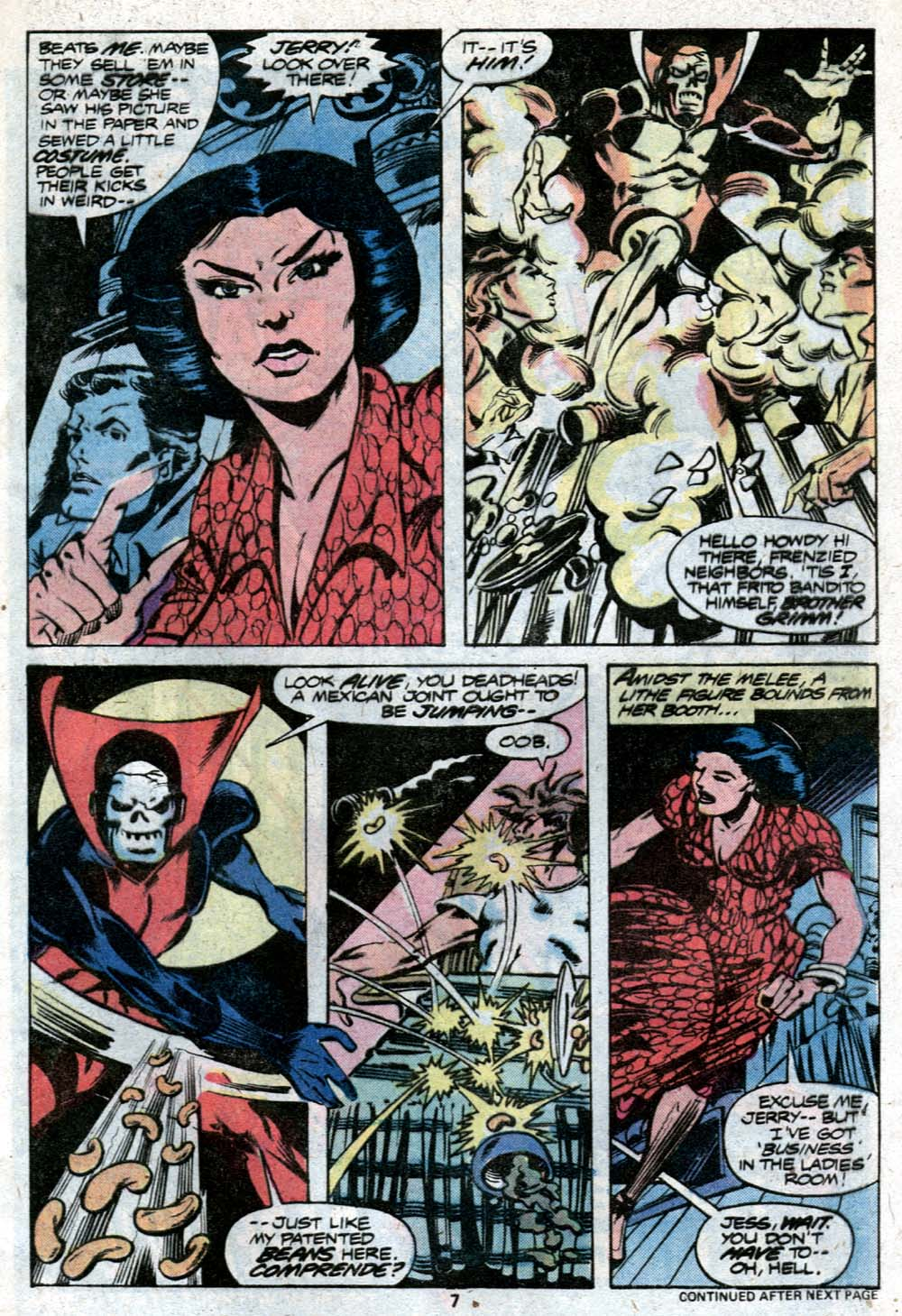 Spider-Woman (1978) Issue #11 #11 - English 6