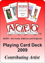 2009 ACEO Card Deck