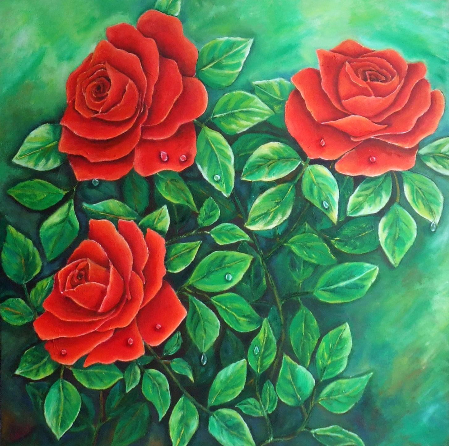 mis momentos mis rosas rojas