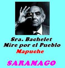 Saramago a Bachelet, no olvidar