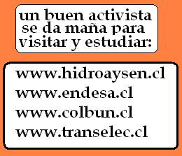 VISITAR para CONOCER (las buenas activistas tambin)