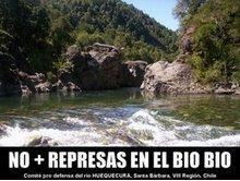 Ya basta de represas en el Bo Bo