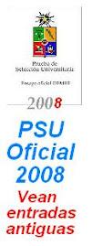 PSU 2008 Forma 111