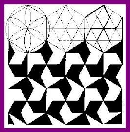 Hexágonos - Mosaicos