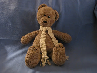 Free crochet pattern teddy bear - TheFind