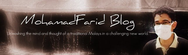 MohamadFarid - Not just a retorical statement