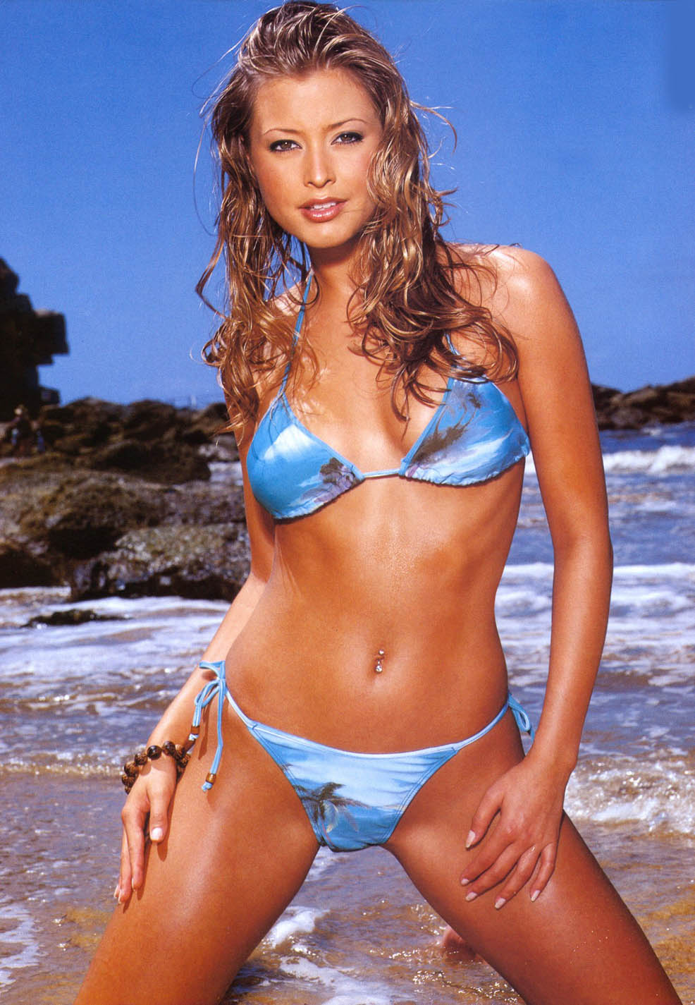 Bush holly valance bikini Sara