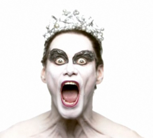 Jim Carrey - Black Swan