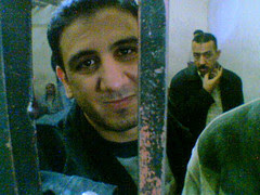 A blogger jailed in Egypt