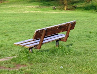 A bench for two Lovers