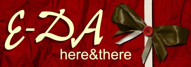 E-DA here&there