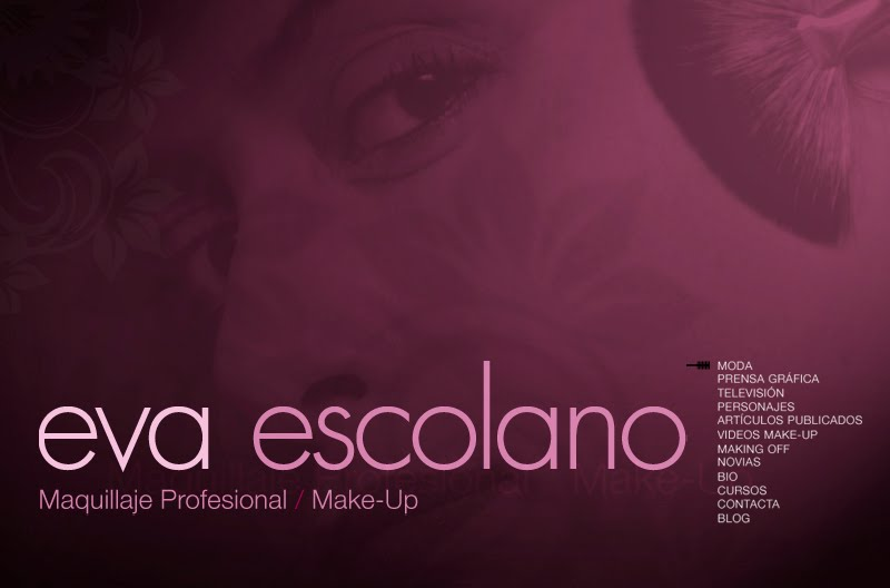 Eva Escolano  Make-up