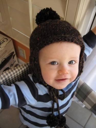 cute baby in winter dress.JPG