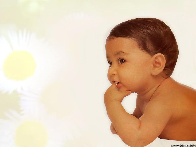 thinking baby boy photos