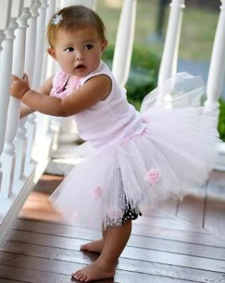 Cute Baby girl with Angel dress
