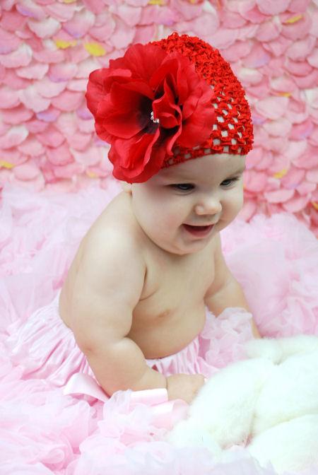Cute Baby girl smiling photos