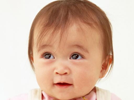 Sweet Baby Girl wallpaper