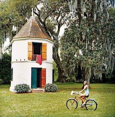 backyard vacation home