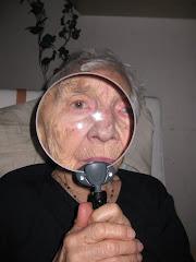 Min mor 93 är